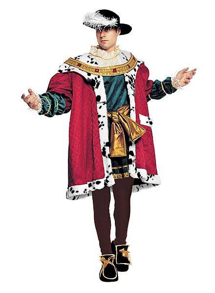 König von England Kostüm