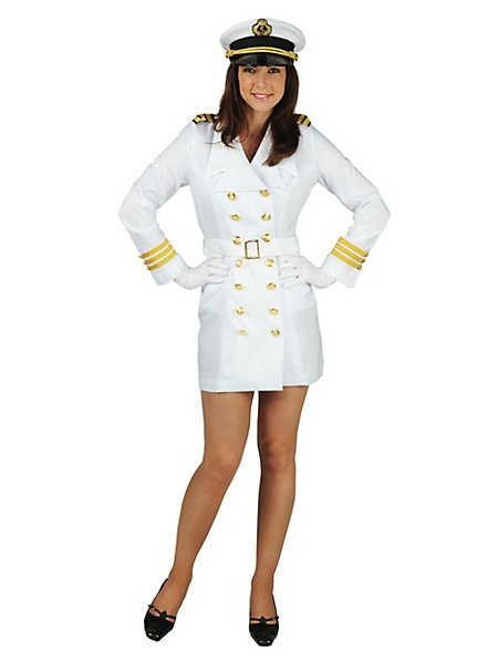 Kreuzfahrt Kapitän Kostüm