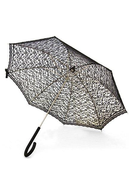 Lace Umbrella black