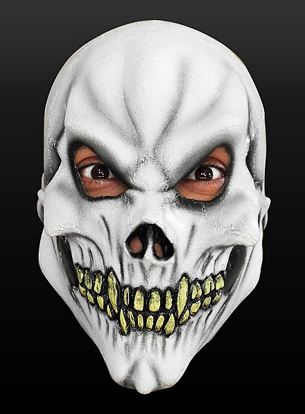 Lachender Tod Kindermaske aus Latex
