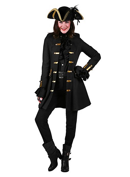 Ladies Pirate Jacket