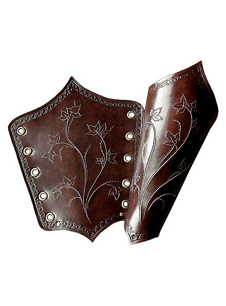 Lady Elf Bracers brown