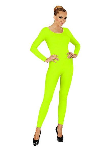 Langer Body neon-grün