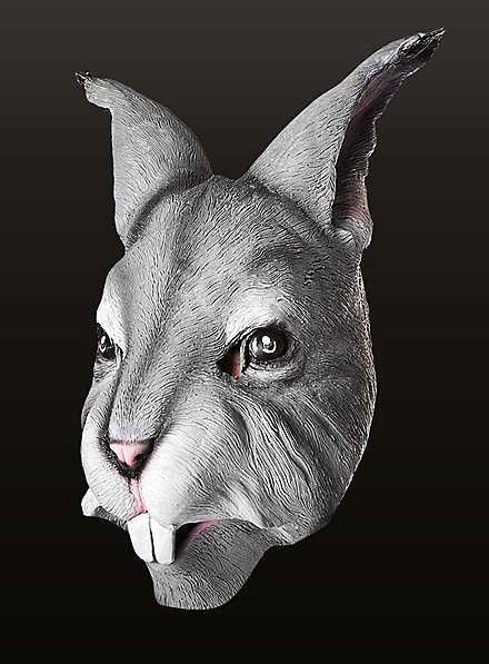 Lapinou Masque en latex