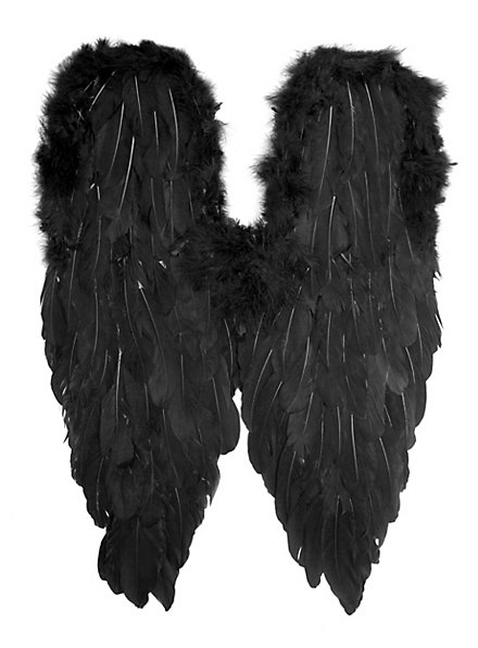 Large Wings black