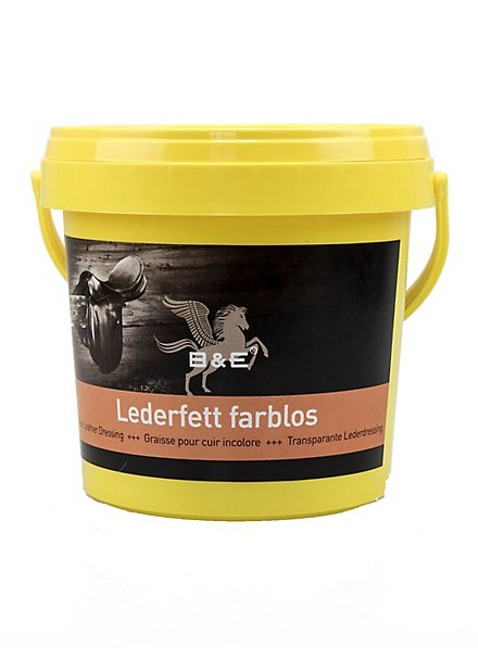 Leather grease 0,1l