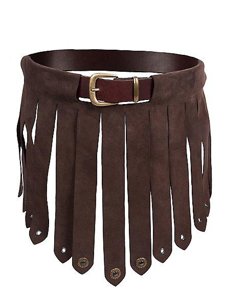 Leather loincloth - Centurio