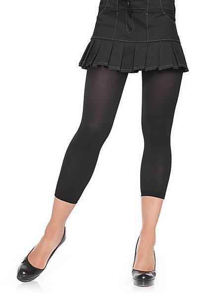 Leggings uni schwarz