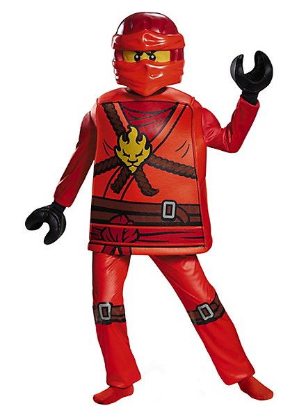 Lego Ninjago Kai Child Costume