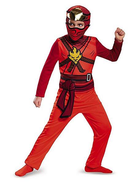 Lego Ninjago Kay Jumpsuit Kostüm für Kinder
