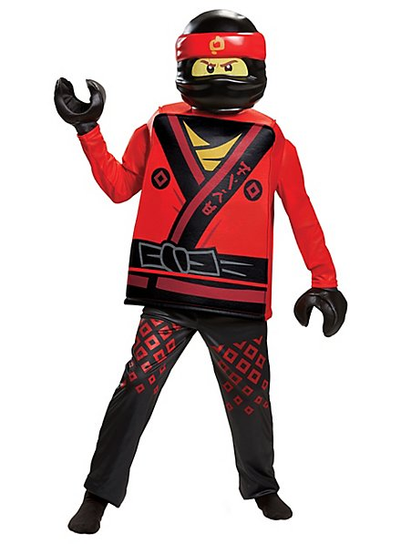 Lego Ninjago Movie Kai Child Costume