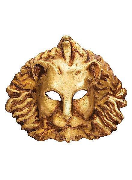 Leone oro Masque vénitien