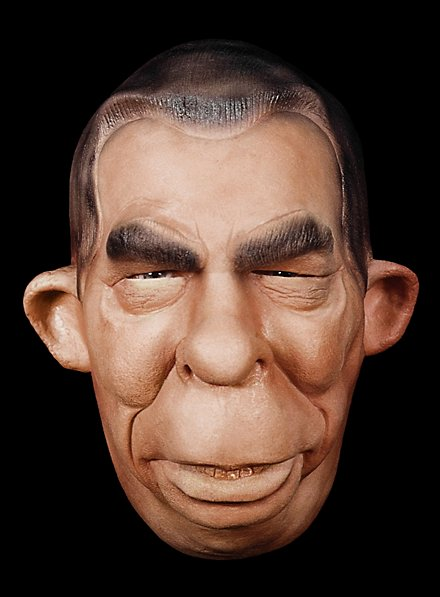 Leonid Breshnev Maske aus Schaumlatex