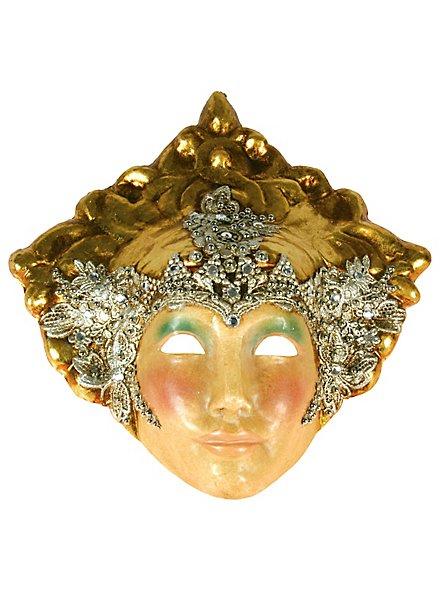 Liberty Macrame Rosetta Venetian Mask