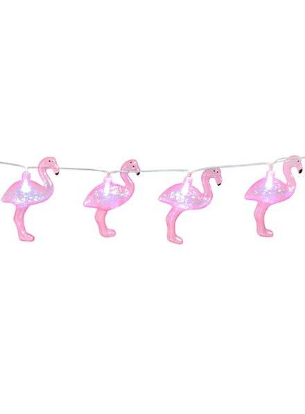 Lichterkette Flamingo 140 cm