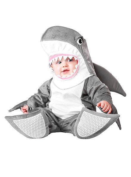 Little Great White Baby Costume