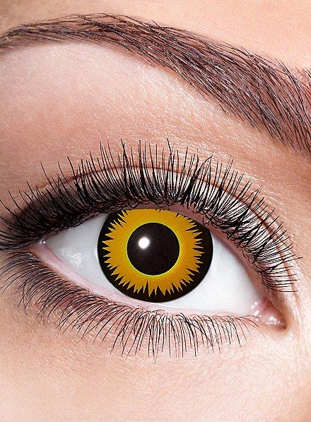Löwe Kontaktlinse mit Dioptrien