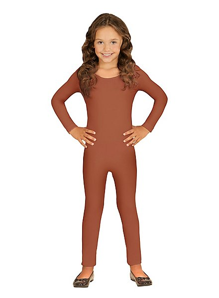 Long body for children brown
