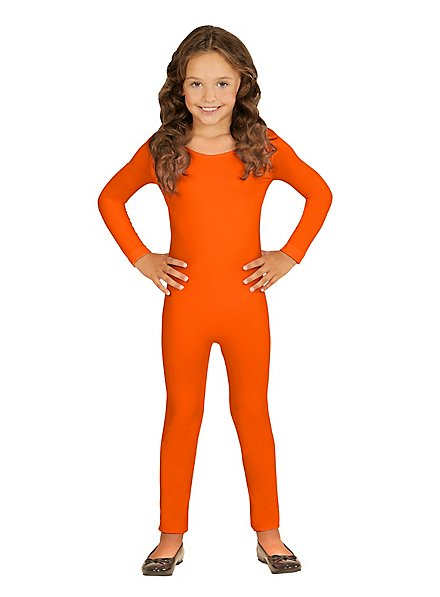 Long body for children orange