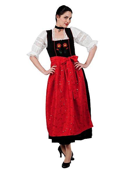 Long costume de Bavaroise