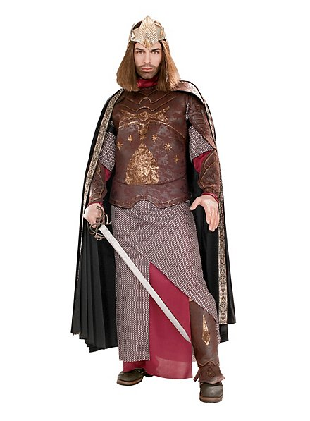 Lord of the Rings King Aragorn Costume