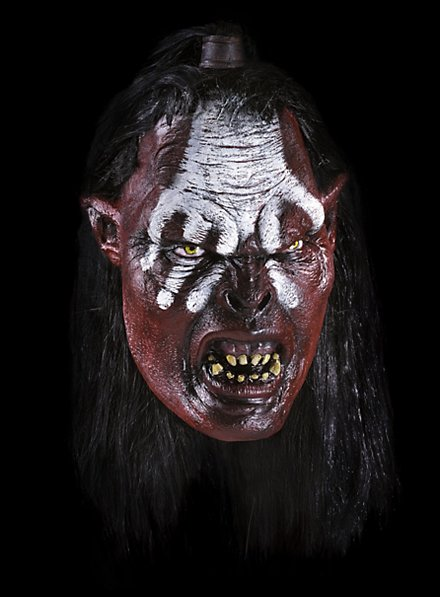 Lord of the Rings Orc Lurtz Mask