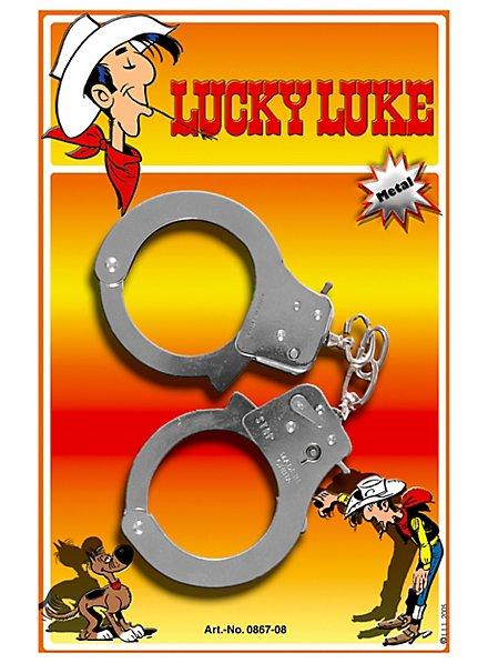 Lucky Luke Handschellen
