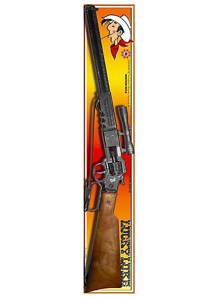 Lucky Luke rifle Utah, 12 rounds
