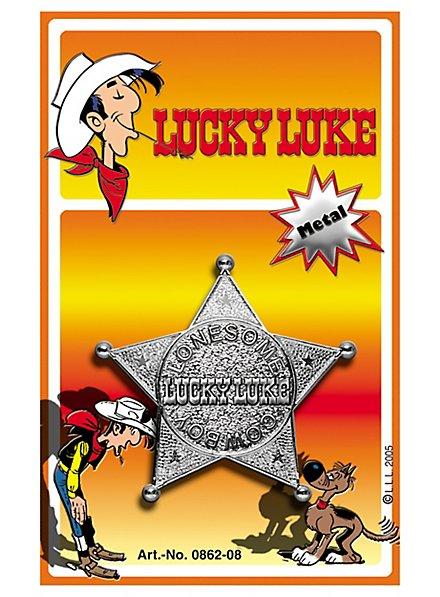 Lucky Luke Sheriffstern