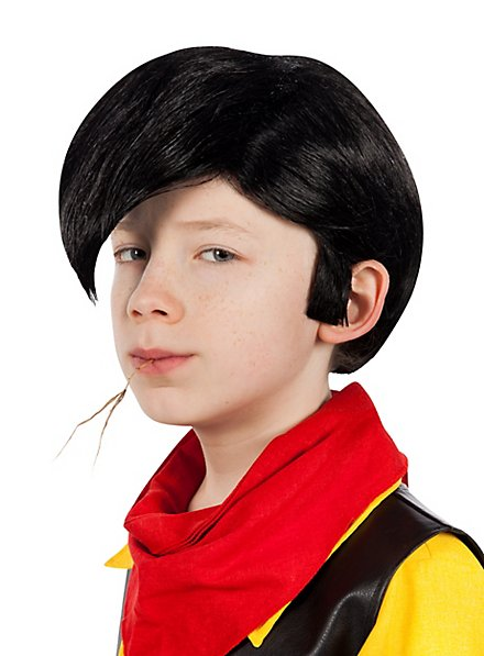 Lucky Luke Wig for Kids
