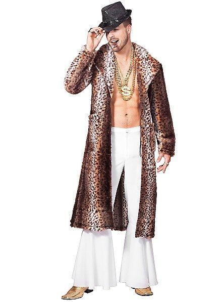 Luden coat Leopard