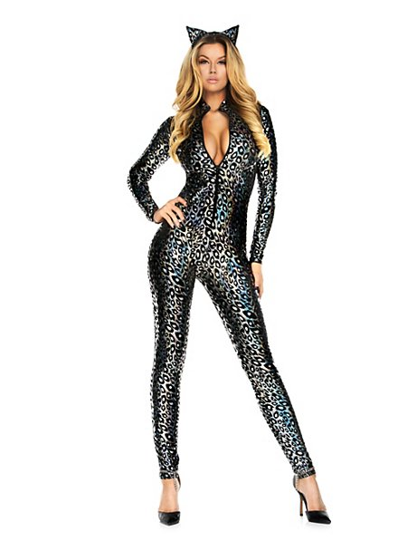 Lynx Catsuit with Hairband