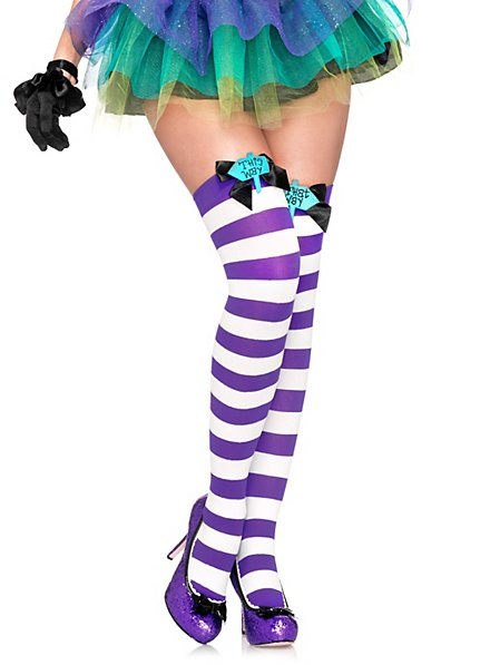 Mad Hatter Stockings