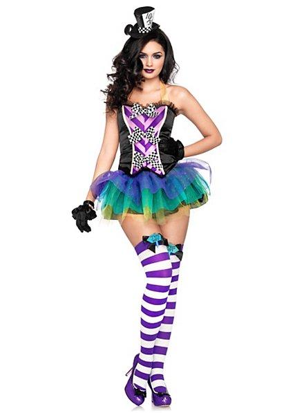 Mad Hatter Temptress Costume