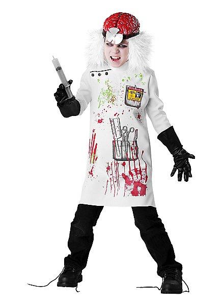Mad Scientist Kids Costume