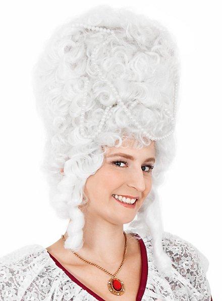 Madame Pompadour High Quality Wig