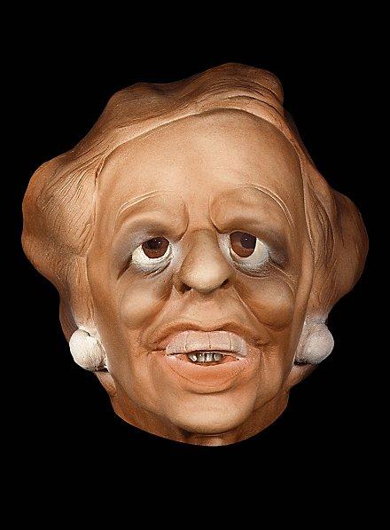 Maggie Thatcher Maske aus Schaumlatex