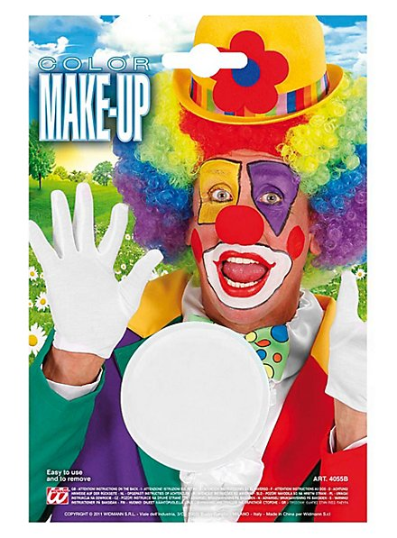 Make-Up Grundierung weiß