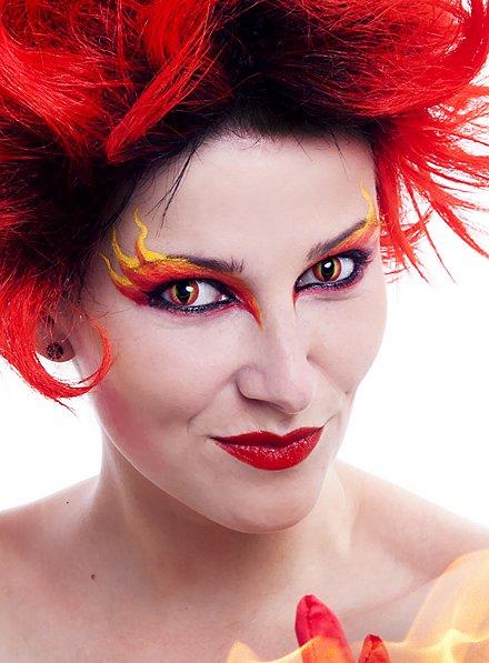 Make-up Set Fire Devil
