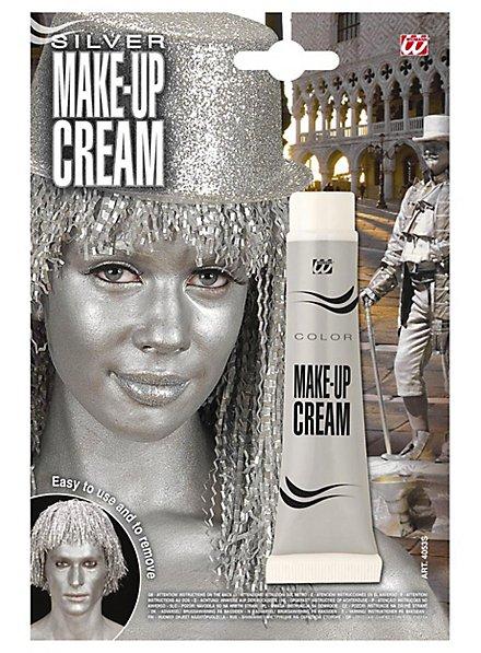 Make-up Tube silver