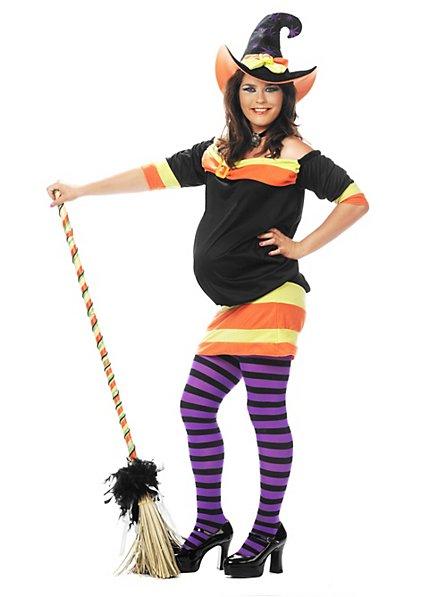 Mama Hexe Kostüm für Schwangere