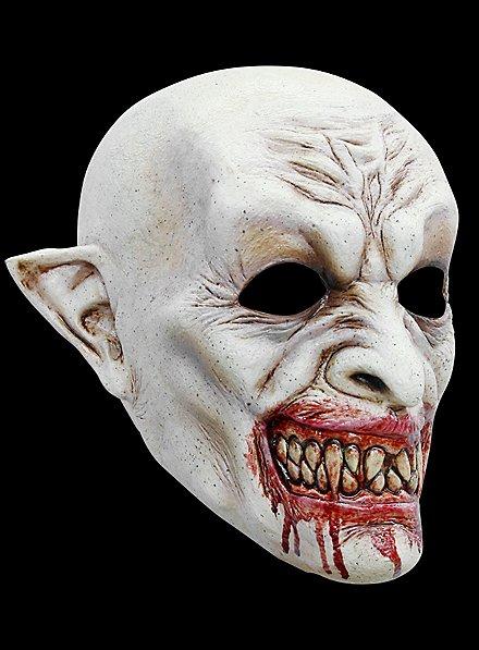 Maque terrifiant Dracula en latex
