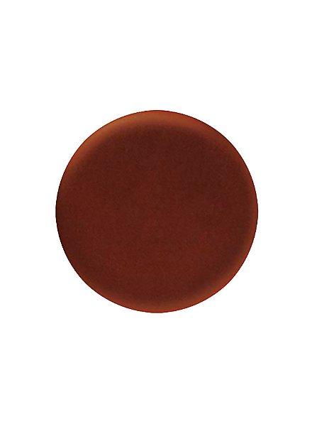 Maquillage fond de teint marron