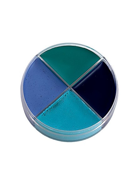 Maquillage océan Boîte à maquillage