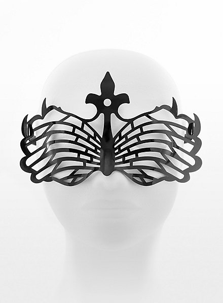 Maskenbrille Colombina Cigno