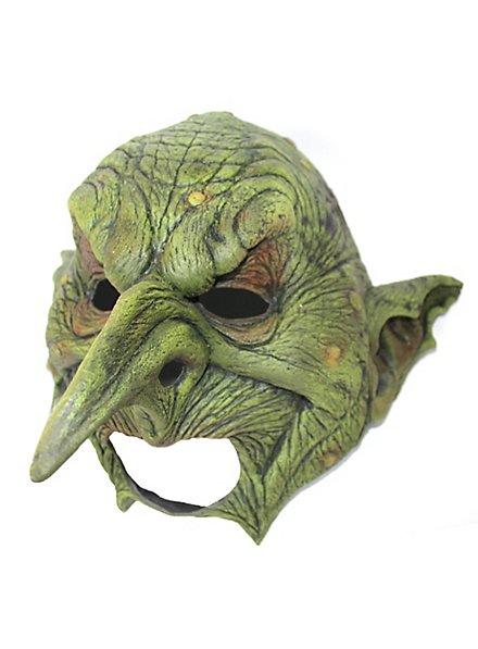 Masque de gobelin sans menton