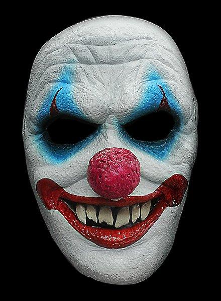 Masque d'horreur de clown en latex