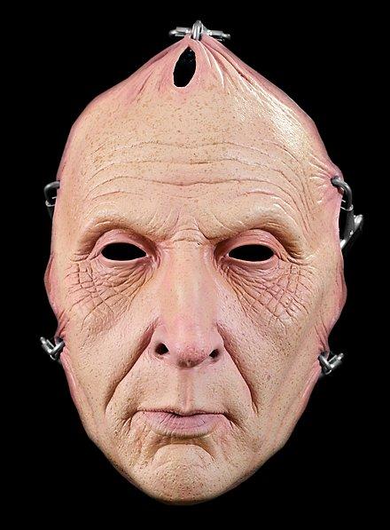 Masque en peau Saw Jugsaw Deluxe officiel en latex