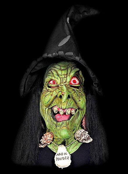 Masque géant «sorcière»