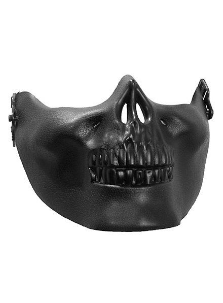 Masque mâchoire noir